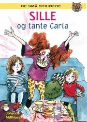 kommas læsestart: sille og tante carla - niv. 2 - bog