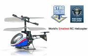 silverlit gyro rc / fjernstyret helikopter - nano falcon - Fjernstyret Legetøj