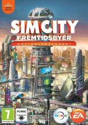 simcity (2013): cities of tomorrow (code in box) - mac