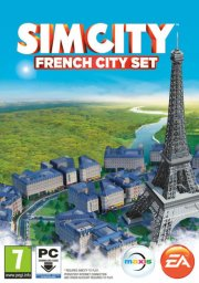 simcity (2013) french city set (code in a box) - PC