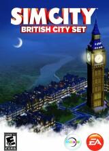simcity london city - british city set - PC