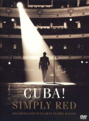 simply red live in cuba! - DVD