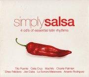 various artists - simply salsa - cd