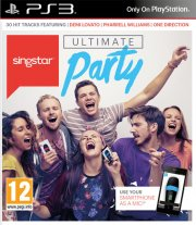 singstar: ultimate party - PS3