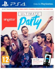 singstar: ultimate party - PS4