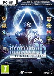 sins of a solar empire: rebellion - ultimate edition - PC