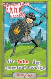 sir john den (næsten) modige - bog
