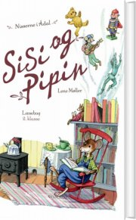sisi og pipins læsebog - bog