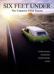 six feet under - sæson 5 - hbo - DVD
