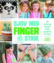 sjov med fingerstrik - bog