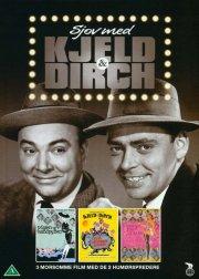 sjov med kjeld og dirch boks - DVD