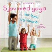 sjov med yoga - bog