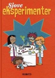 sjove eksperimenter - bog