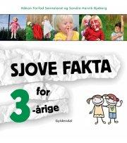sjove fakta for 3-årige - bog