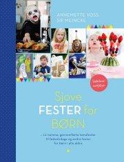 sjove fester for børn - bog
