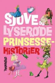 sjove og lyserøde prinsessehistorier - bog