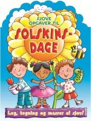 sjove opgaver til solskinsdage - bog