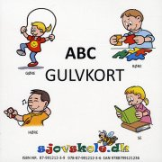 sjovskole abc gulvkort - bog