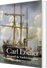 skagensmaleren carl locher - bog