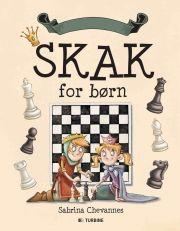 skak for børn - bog