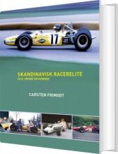 skandinavisk racerelite - bog
