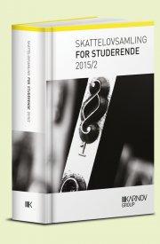 skattelovsamling for studerende 2015/2 - bog