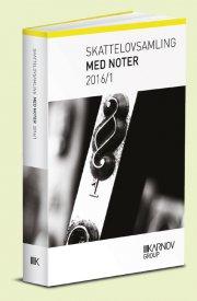 skattelovsamling med noter 2016/1 - bog