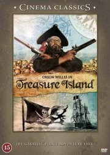 skatteøen / treasure island - DVD