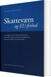 skatteværn og eu-frihed - bog