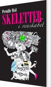 skeletter i venskabet - bog
