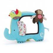 skip hop aktivitetsspejl - abc spejl til baby - Babylegetøj