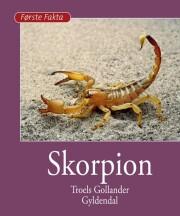 skorpion - bog