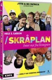 skråplan - sæson 2 - DVD