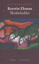 skrabelodder - bog