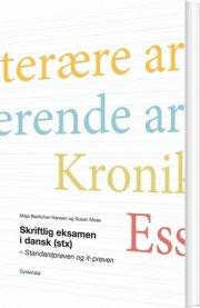 skriftlig eksamen i dansk  - stx