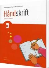 skrivevejen 3, håndskrift - bog