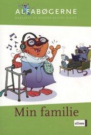 skrivevejen, alfabøgerne, min familie, lette bøger - bog