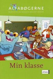 skrivevejen, alfabøgerne, min klasse, lette bøger - bog