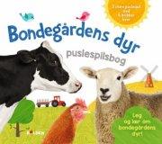 skumpuslespil: bondegårdens dyr - bog