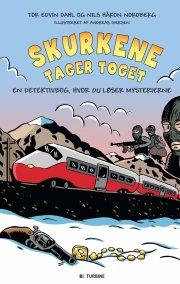 skurkene tager toget - bog