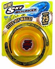 frisbee - sky bouncer - gul - Udendørs Leg