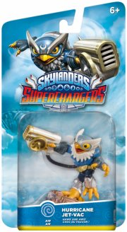 skylanders superchargers - figures - jet vac - Skylanders