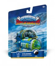 skylanders superchargers - vehicle - dive bomber - Skylanders