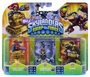 skylanders swap force - triple pack d - Skylanders