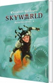 skyworld #4: spøgelsesskibet - bog