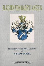 slægten von hagen i angeln - bog