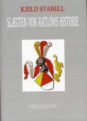 slægten von ratlows historie - bog