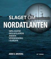 slaget om nordatlanten - bog