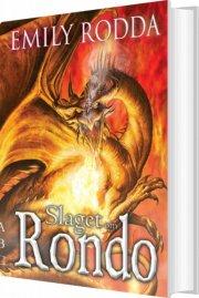slaget om rondo - bog