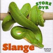 slange - bog